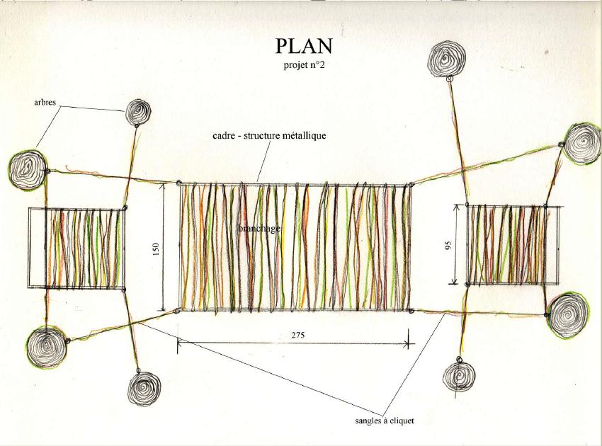 plan, projet 2