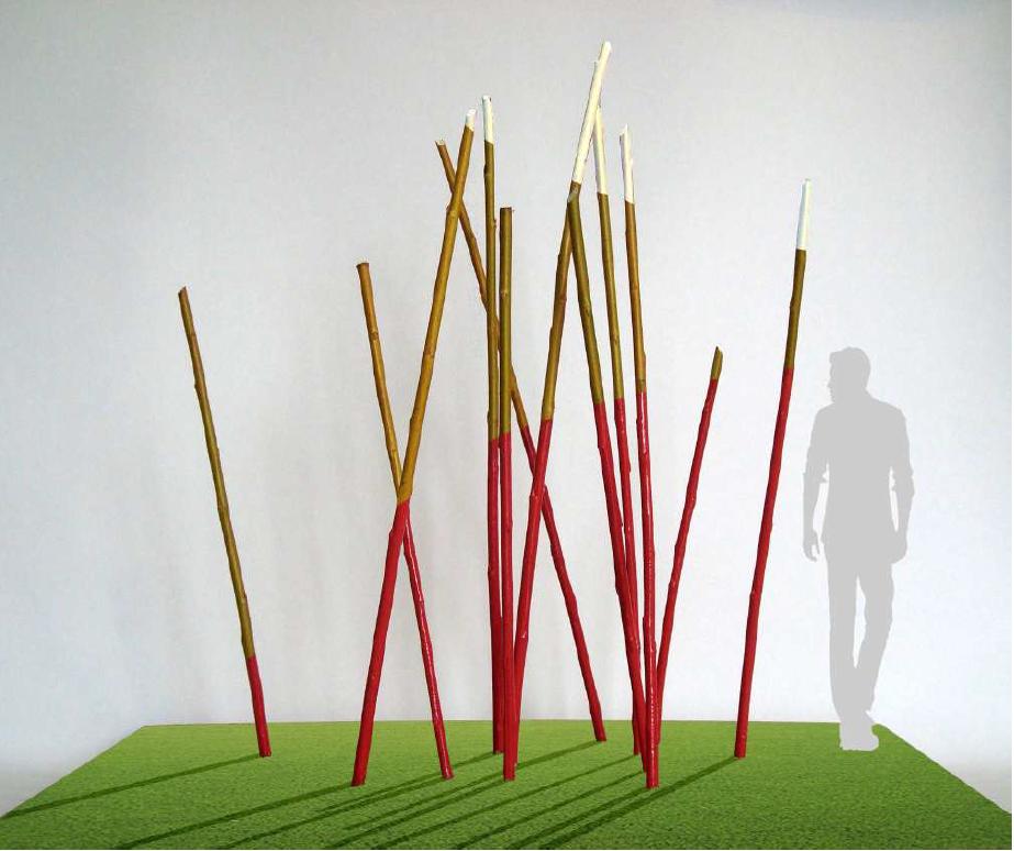 maquette du projet Thue et Mue
