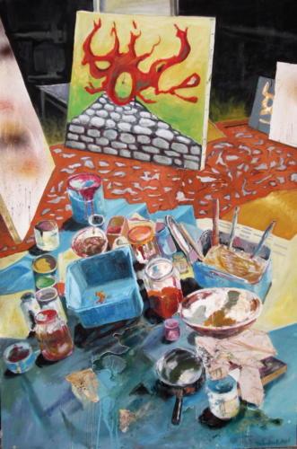 Atelier-2007-mixte-sur-toile-146x97-cm
