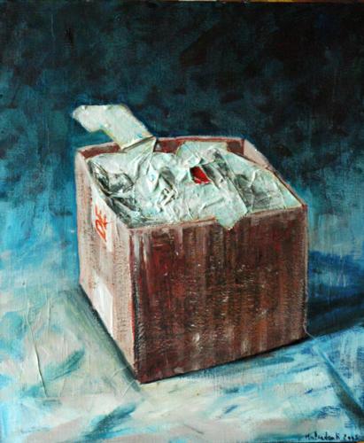 Carton-2005-mixte-sur-toile-65x54-cm