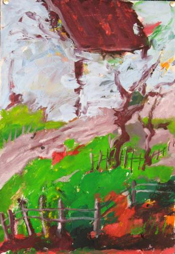 Paysage-vert-2007-mixte-sur-carton-40x30-cm