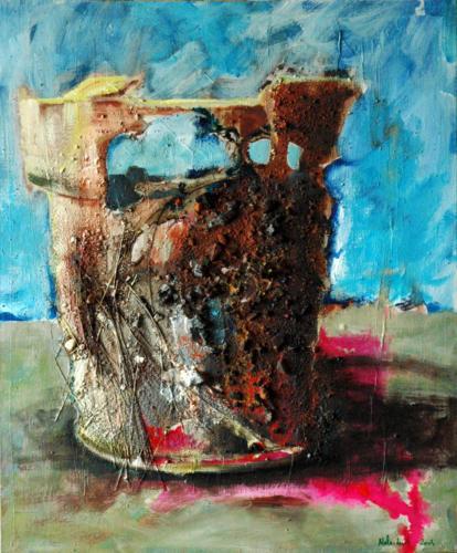 Pot-n°2-2005-mixte-sur-toile-65x54-cm